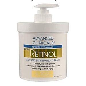 Retinol Advanced Skin Firming Cream